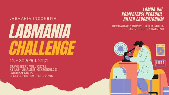 Labmania Challenge, Lomba Uji Kompetensi Personil Antar Laboratorium