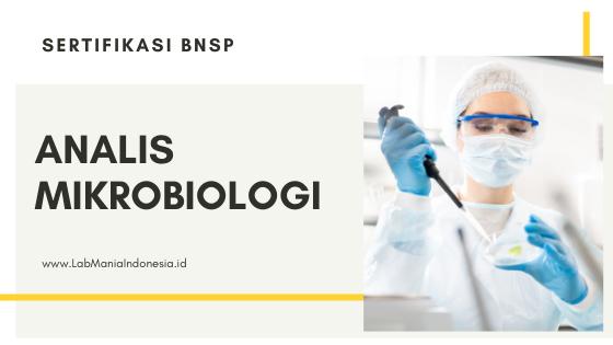 Sertifikasi BNSP Untuk Analis Mikrobiologi, What You Need To Know